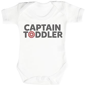 Captain Toddler - Baby Bodysuit