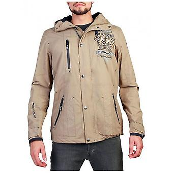 Geographical Norway - Clothing - Jackets - Clement_man_beige - Men - burlywood - L
