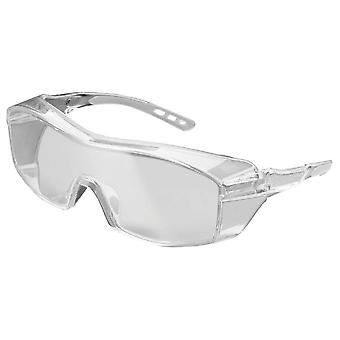 3M Peltor Sport Over-the-Glass Eyewear, Eyeglass Protector Clear #47030