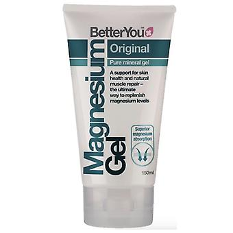 BetterYou Magnesium Gel 150ml
