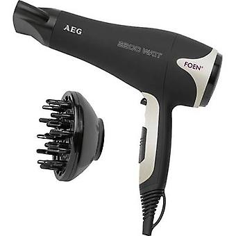AEG HTD 5595 Hair dryer Black