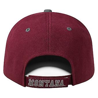 Montana Grizzlies NCAA TOW Triple Threat Einstellbare Hut
