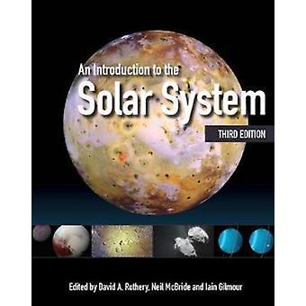 Einführung in das Sonnensystem von David A Rothery