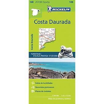Costa Daurada  Zoom Map 148 by Michelin