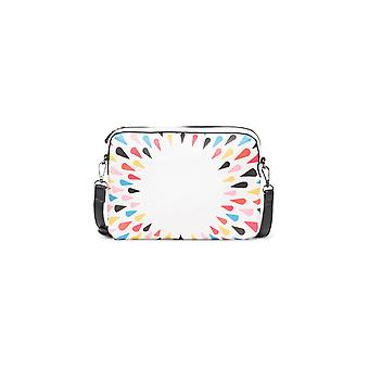 Desigual Women's Reversible Tear Splatter Marvin Cross Body Bag