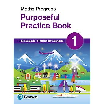 Maths Progress Purposeful Practice Book 1