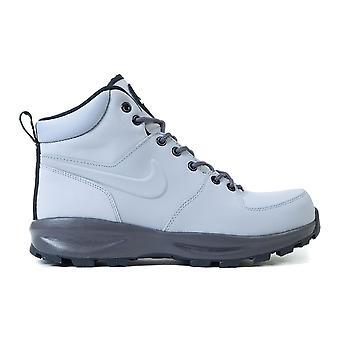 ナイキマノアレザー454350004ユニバーサル冬の男性靴