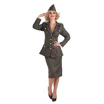 Bnov II wojny światowej Armia Gal kostium, Ww2