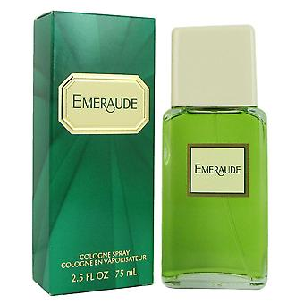 Emeraude for women by coty 2.5 oz / 75 ml cologne spray