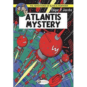 The Adventures of Blake and Mortimer - v. 12 - Atlantis Mystery by Edga