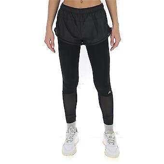Adidas Por Stella Mccartney Ea2211 Women's Black Polyester Leggings