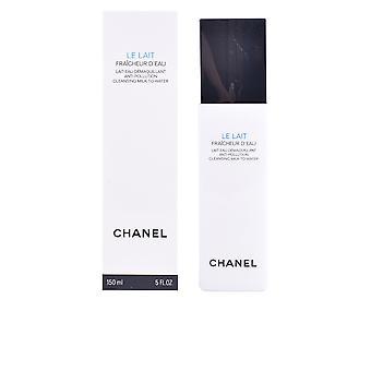 Chanel Le Lait Fraîcheur d'Eau eau-Lait Démaquillant 150 Ml para as mulheres