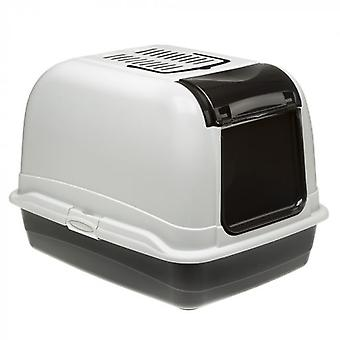 Ferplast Cat toilet  Maxi Bella  (Cats , Grooming & Wellbeing , Covered Litter Trays)