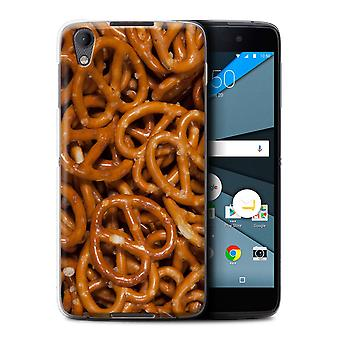 STUFF4 Case/Cover for BlackBerry Neon/DTEK50/Pretzels/Snacks