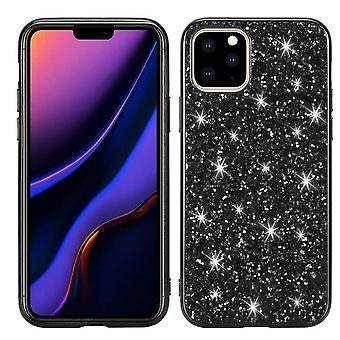 Glitrende shell - iPhone 11 PRO MAX