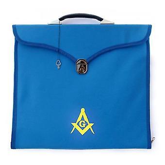 Masonic mm/wm and provincial full dress blue cases ii