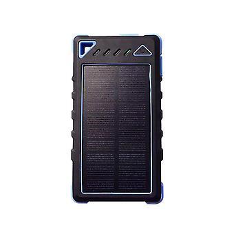 Cargador de celda solar DOCA D-S8000 Powerbank 8000 mAh