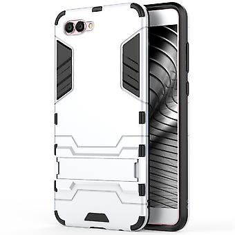 Shell for Huawei Nova 2s Space Armor Silver Hard Plastic Protection Case