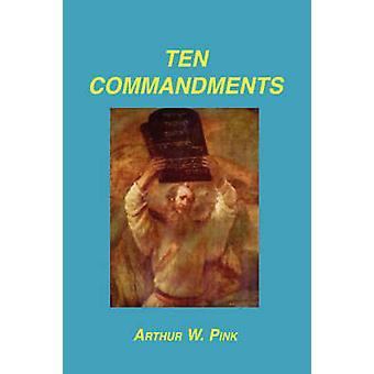 Ten Commandments by Pink & Arthur W.