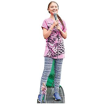 Greta Thunberg Lifesize Cardboard Cutout / Standee / Stand up