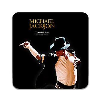 2 ST Michael Jackson Coasters