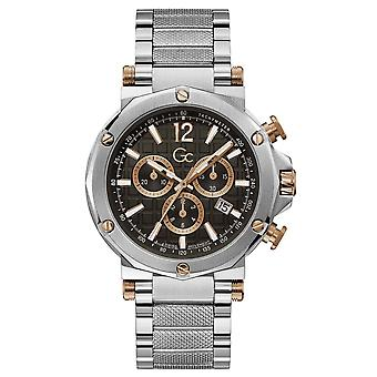 Gc Guess Collection Y53005g2mf Gc Spirit Men's Watch 44 Mm