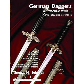German Daggers of World War II - A Photographic Reference - DLV/NSFK D