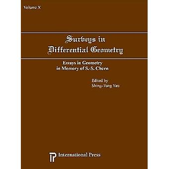 Surveys in Differential Geometry v. 10 - Essays in Geometry in Memory