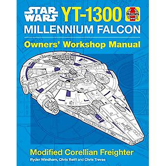 Star Wars YT-1300 Millennium Falcon Owners' Workshop Manual - Modified