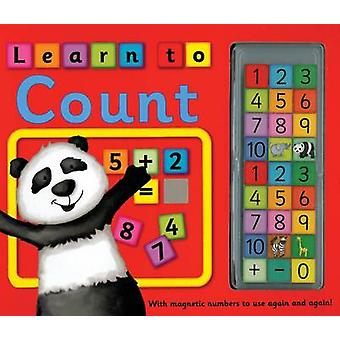 Learn to Count - with Magnetic Numbers to Use Again and Again! by Nico