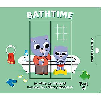 Bathtime by Alice Le Henand - 9782408012823 Book
