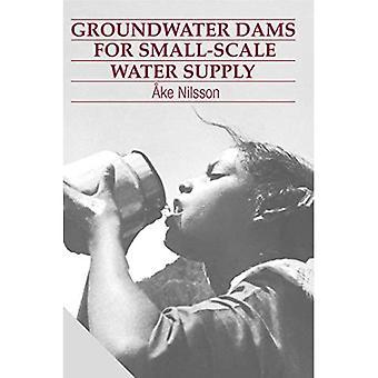 Presas de agua subterránea para abastecimiento de agua en pequeña escala