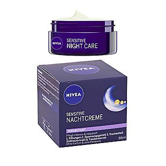 Nivea Essentials Night Cream 50ml Herkkä iho