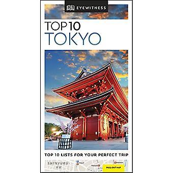 DK Eyewitness Top 10 Tokyo by DK Eyewitness - 9780241364666 Book