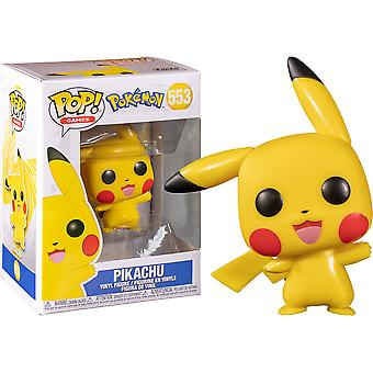 Pokemon Pikachu vague Pop! Vinyle