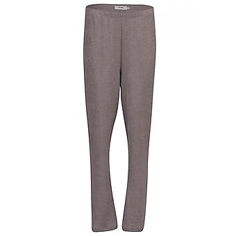 Myrine Antwerp Enzo Textured Grey Trousers