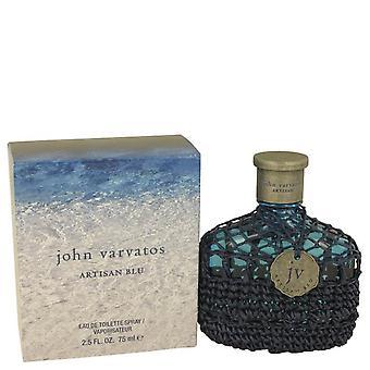 John Varvatos Artisan Blu Eau De Toilette Spray By John Varvatos 2.5 oz Eau De Toilette Spray