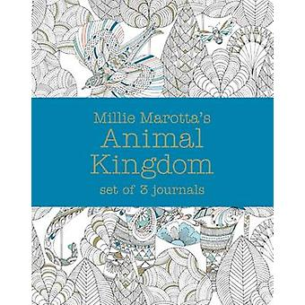 Millie Marottas Animal Kingdom  journal set  3 notebooks by Millie Marotta