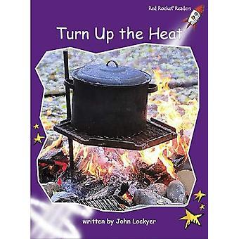 Turn Up the Heat by John Lockyer - 9781776540921 Book