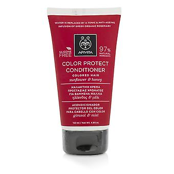 Color protect conditioner with sunflower & honey (for colored hair) 219086 150ml/4.85oz