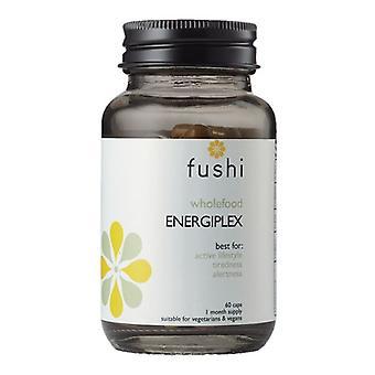 Fushi Välbefinnande Energiplex Veg Caps 60 (F0021220)