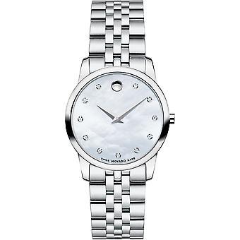 Movado 0606612 Museo Classic Naisten Watch