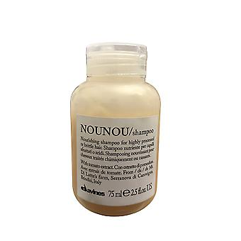 Davines Nounou Shampoo 2.5 OZ Travel Size