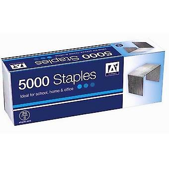 Anker Staples (Pack of 5000)
