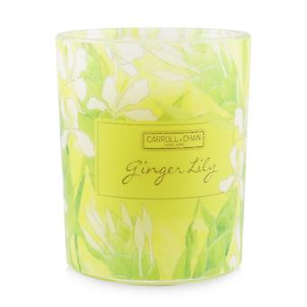 Carroll & Chan 100% Beeswax Votive Candle - Ginger Lily 65g/2.3oz
