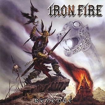 Iron Fire - Revenge [CD] USA import