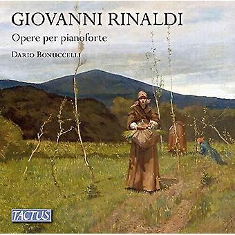 Opere Per Pianoforte [CD] USA import