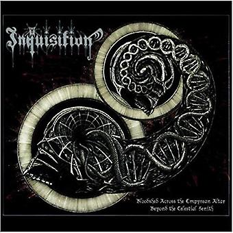 Inquisition - Bloodshed Across the Empyrean Altar Beyond the Celestial Zenith [CD] USA import