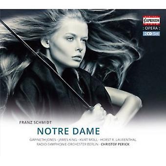F. Schmidt - Franz Schmidt: Notre Dame [CD] USA import