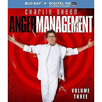 Importação de raiva EUA 3 gestão [BLU-RAY]